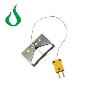 Thermocouple spot welding head